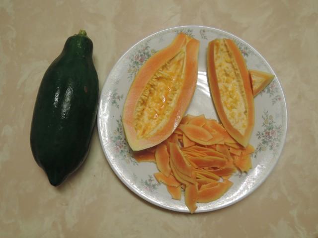 涼拌青木瓜A01