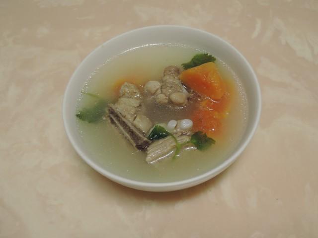 青木瓜排骨湯02