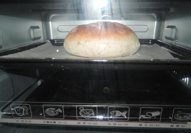 奶茶花生牛奶麵包09
