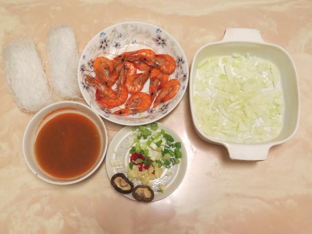 鮮蝦冬粉煲01