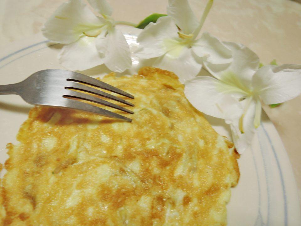 105野薑花煎蛋15