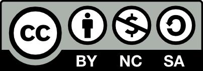 創用CC授權:姓名標示─非商業性─相同方式分享