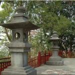 北埔百段崎-新舊交界