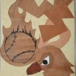 98-2 veneer art