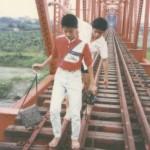 鐵橋(1)--新與舊